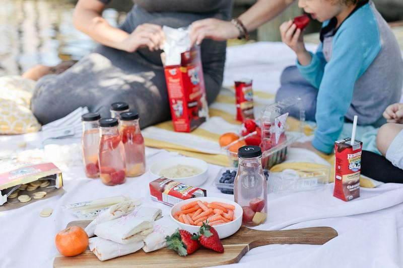 Tips Menyiapkan Acara Piknik bersama Buah Hati